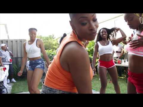 YeY YeY B Roache Featuring Prilly Swag & C. Ridla