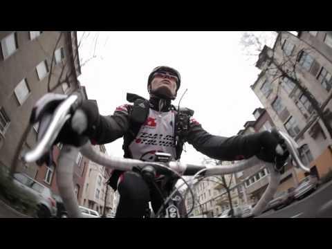 3-Tage-DSLR-Film-Workshop/Düsseldorf mit Gero Breloer: Fahrradkurier Ernie