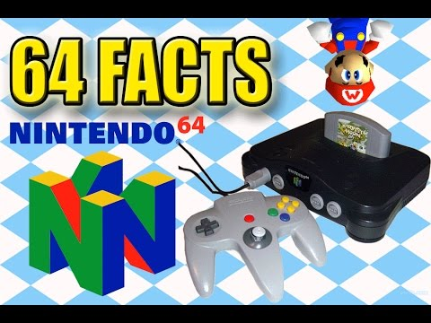 64 Awesome Nintendo 64 Facts | N64 Facts