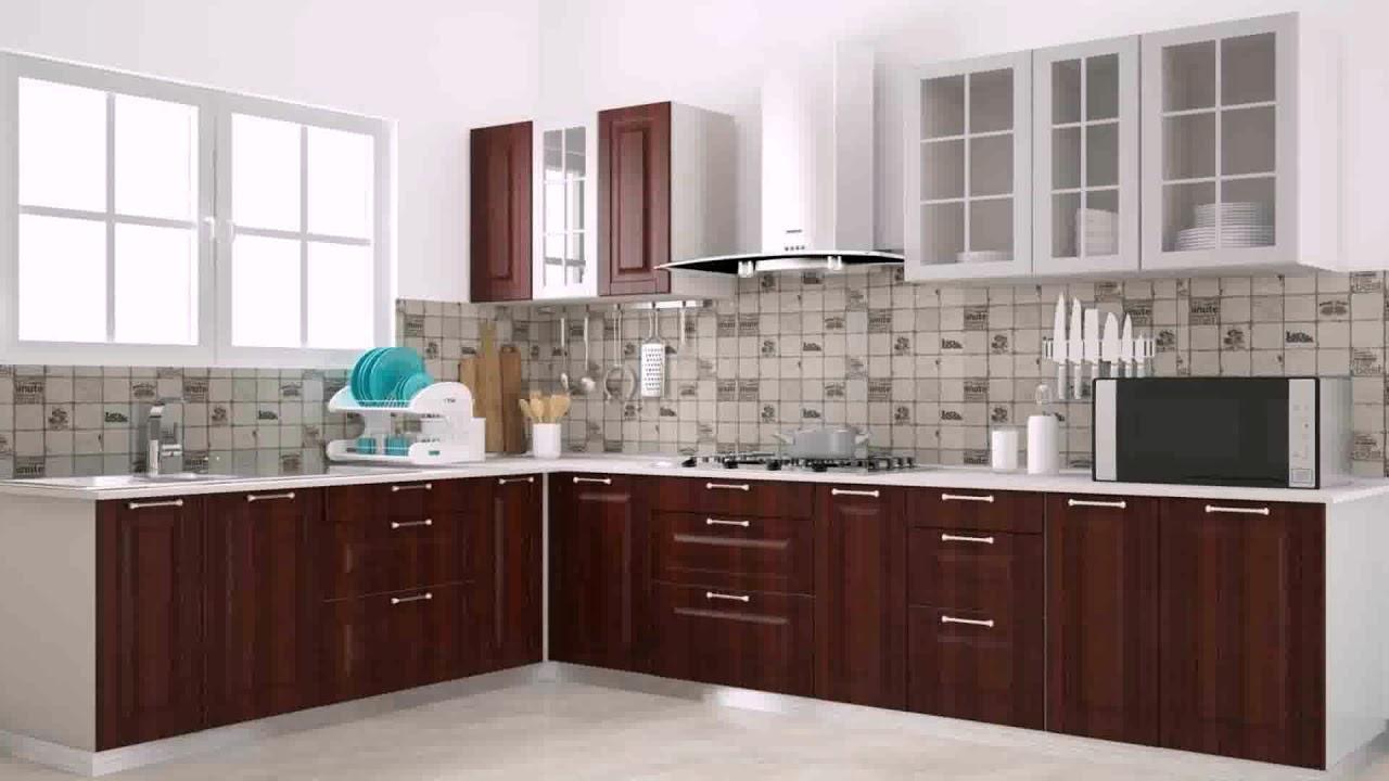 Modular kitchen design with price in delhi youtube for Modular kitchen designs with price