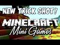 Minecraft: Brand New Map + Trick Shot!! (One In The Chamber)