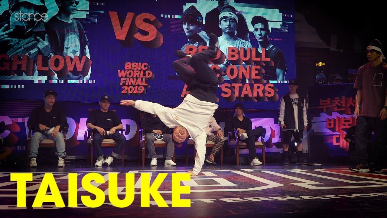 TAISUKE at BBIC 2019 // .stance