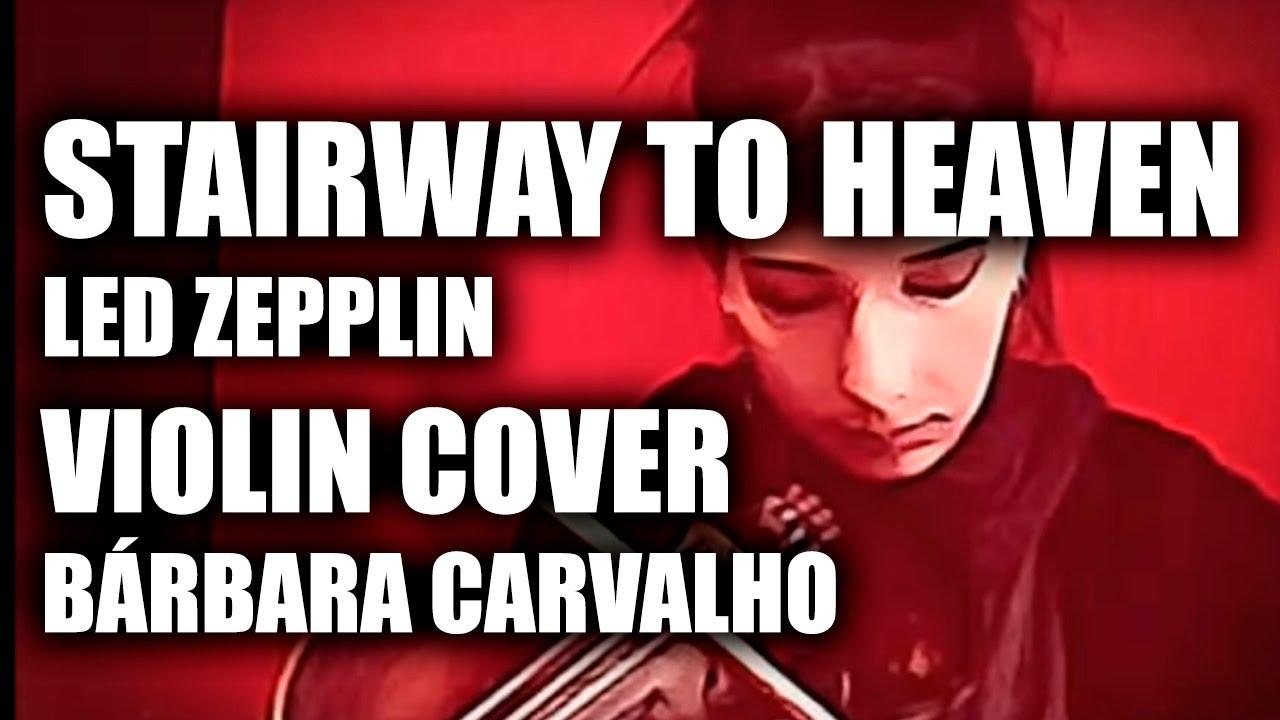 Stairway to heaven led zepplin violin cover b rbara for Dietmar steinhauer