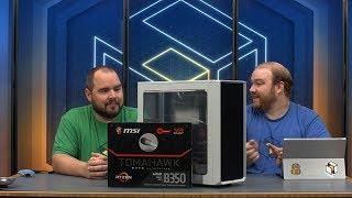 Fractal Design Focus G Build - Ryzen 5 1600 / GTX 1070 (Livestream Archive)