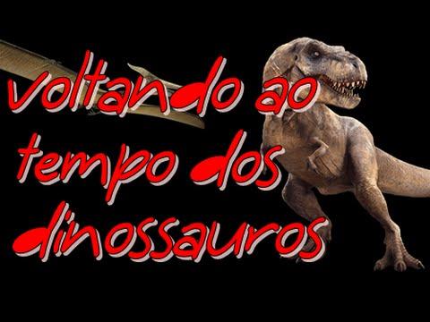 Era Mesozóica - Voltando ao tempo dos dinossauros