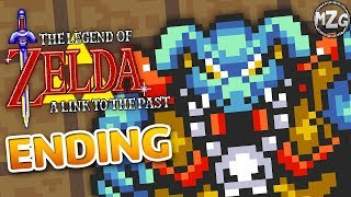 The End! Ganon Final Boss! - The Legend of Zelda: A Link to the Past Gameplay Part 13