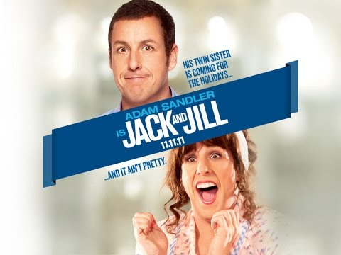 Stupid Movie Of The Week! Jack And Jill (2011) Movie Review by JWU