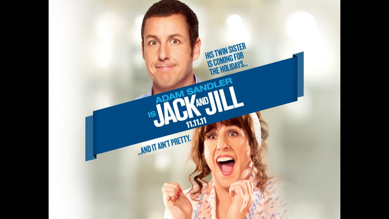 stupid movie of the week jack and jill 2011 movie review by jwu youtube. Black Bedroom Furniture Sets. Home Design Ideas