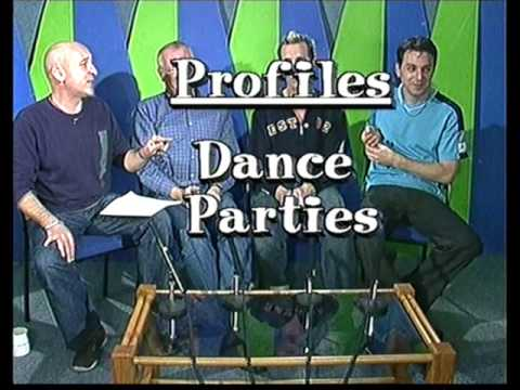 Bent TV Archive: Profiles - 22 July 2002 - Dance Parties
