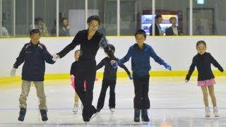 8月3日に開業する兵庫県内唯一の通年型アイススケートリンク「ひょう...