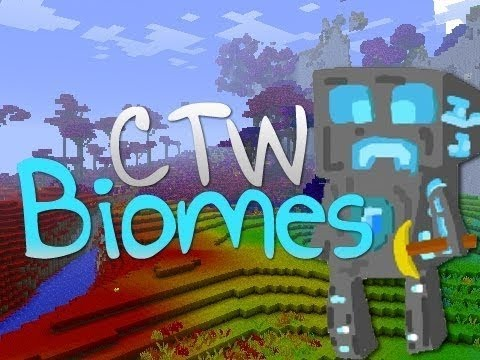Minecraft Capture the Wool Biomes w/Mitch & Friends - Game 3! BITE THE BULLET!