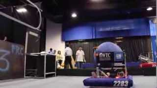 Repeat youtube video Mariachi, Panteras FRC 2014 robot