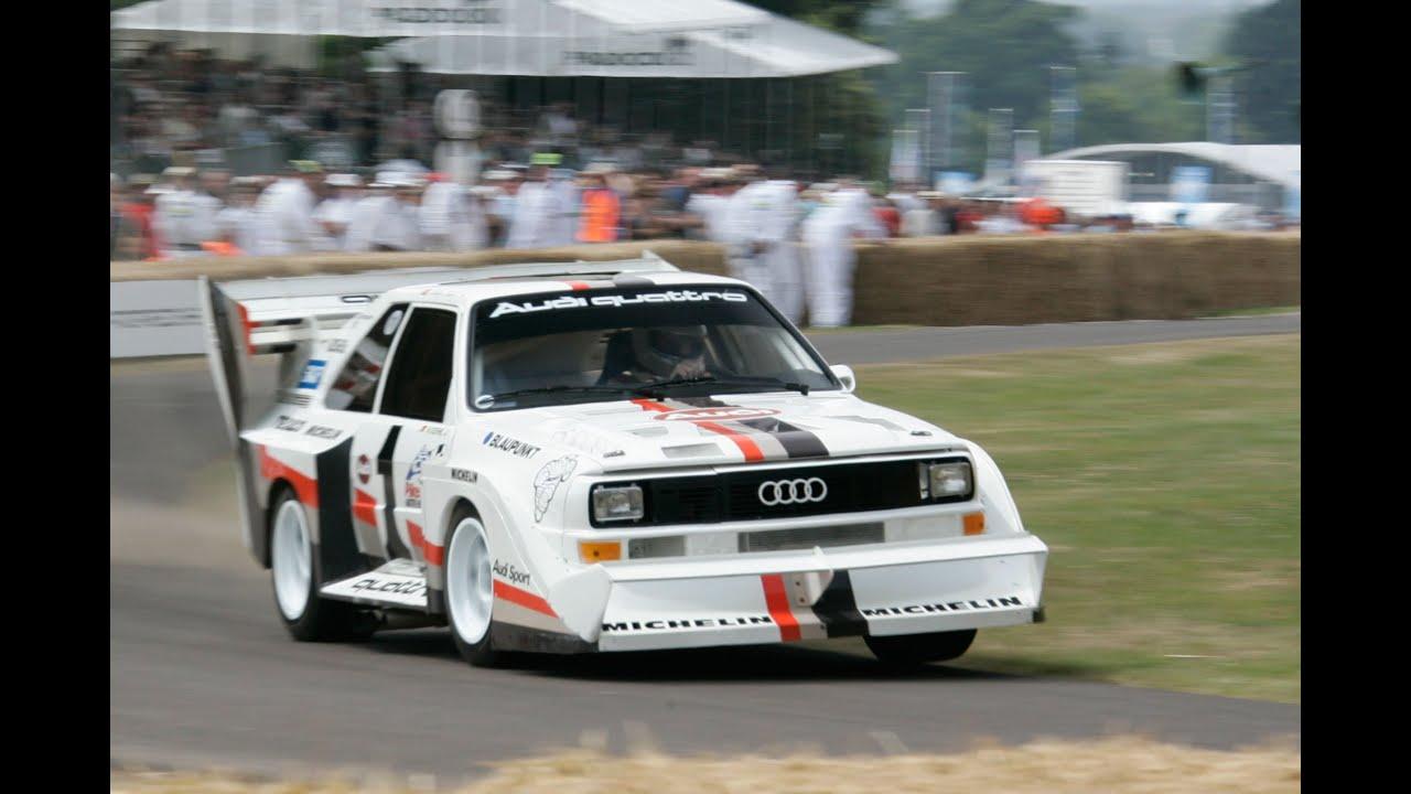 GTR2 Audi Sport Quattro S1 Pikes Peak  YouTube