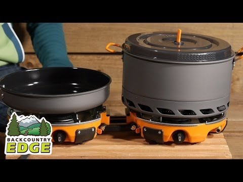 Jetboil Genesis Base Camp 2 Burner System