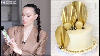 Разбор тортов подписчиков Частые ошибки в декоре