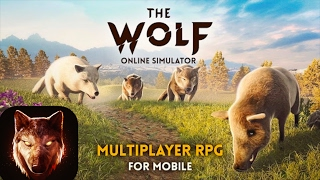 🐺👍The Wolf Online Simulator-By Swift Apps LTD Role Playing -For Mobile