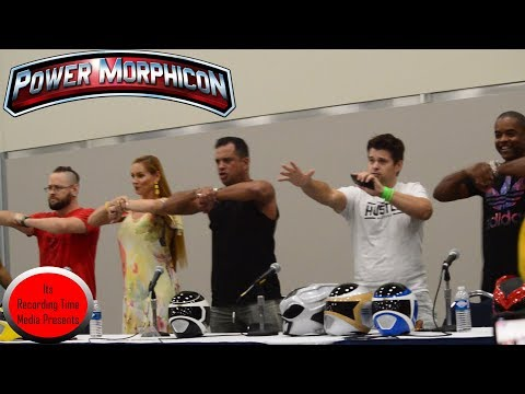 Power Morphicon 2018: In Space Panel