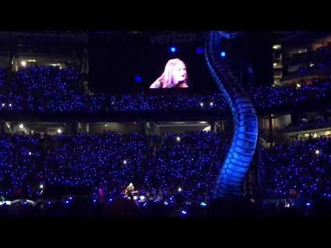 Taylor Swift Enchanted Live reputation NJ 7/22/18