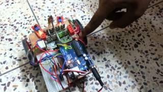 Microprocessor Mini Project