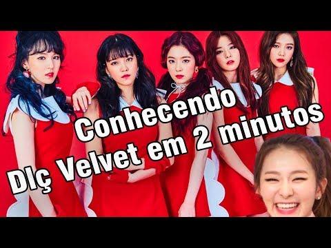 CONHECENDO RED VELVET EM 2 MINUTOS