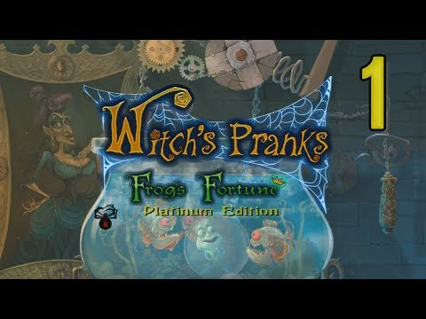 Witch's Pranks: Frog's Fortune PE [01] w/YourGibs - FROG PRINCE BEAUTY QUEEN - OPENING - Part 1