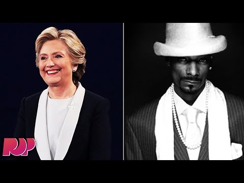 Hillary Clinton Talks About Her Death Row Records Fashion
