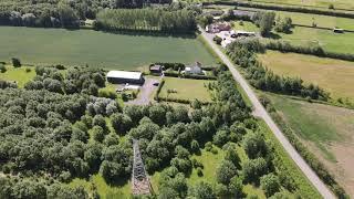 Long Acres Caravan Park Boston Lincolnshire By DJI Mavic Air 2