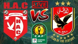 مشاهدة مباراة الأهلي المصري و حوريا كوناكري الغيني بتاريخ 14-9-2018دوري ابطال أفريقيا بث صوتي