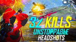 When Badge99 Is in Mood | Unstoppable AWM Kills - Garena Free Fire