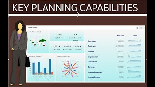 Overview: Tour of Planning in EPM Enterprise Cloud video thumbnail