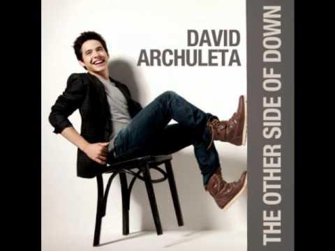 David Archuleta - The Other Side Of Down + Lyrics FULL