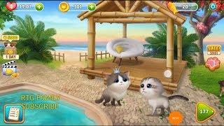 meow match level 177 смешные видео про кошек HD 1080P LETS PLAY