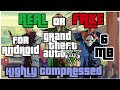 [6mb] How To Download GTA V For Android | HIghly Compressed (Apk+OBB) | WORKING OR NOT | 2017