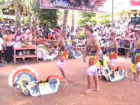 Jathilan Kudho Karenggo di Wonosari GK 2007 Babak 1
