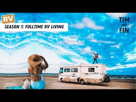 FULL TIME RV LIVING DOCUMENTARY (All TRIPPED RV Season 1 )