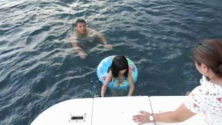 寶貝日記(遊艇出遊)小牛妹妹要下水了MVI 2811