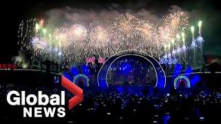 New Year's 2020: North Korea puts on elaborate show in Pyongyang | FULL