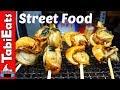 EPIC JAPANESE STREET FOOD TOUR of Kuromon Market in Osaka