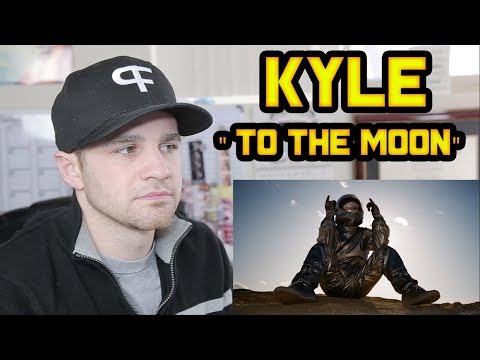 KYLE - To The Moon REACTION!!!