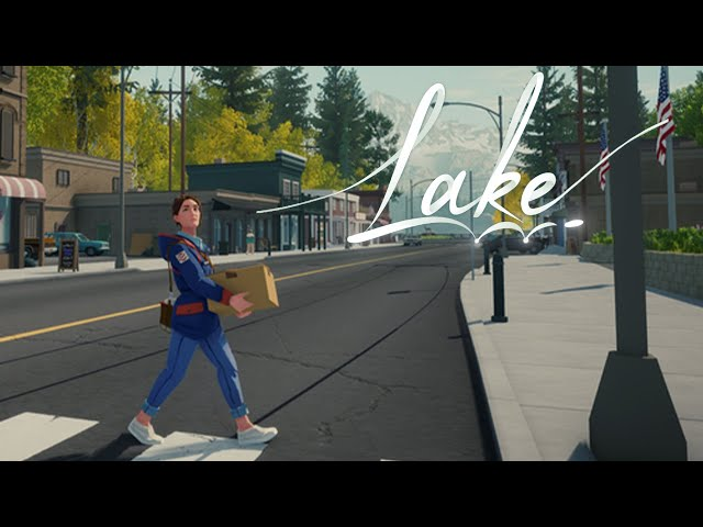 Living my dream life as a small town mail-carrier [Lake]