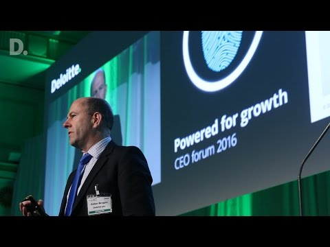 CEO Forum 2016 - Aidan Brogan, Datalex
