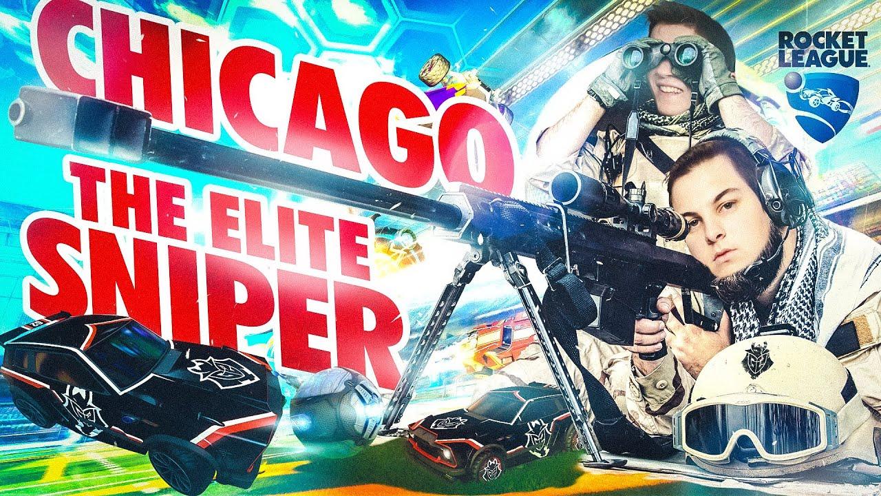 Chicago the Elite Sniper   RLCS X Banger Moments #2