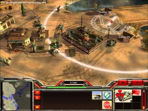 General Zero Hour: China Nuke vs. GLA Demolition