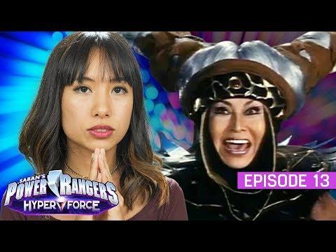 Power Rangers HyperForce | What Happened to Rita Repulsa [1x13]