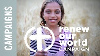Renew Our World with Tearfund