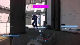 Partida de las pruebas de Halo infinite / no comentado