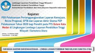 Download Mp3 Fgd Lap. Kemajuan, Revisi Proposal, Sptb Dan Lap. Akhir Pdp Pelaksanaan Tahun 20