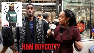"Are black people actually going to boycott H&M? These folks say ""Yes."""