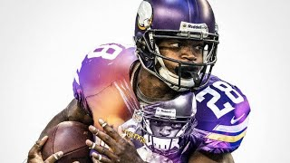 Adrian Peterson Ultimate Career Highlights