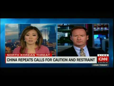 Bruce Klingner Analyzes North Korea's ICBM Launch for CNN International
